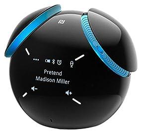 ソニー SONY ワイヤレススピーカー Smart BSP60 : ボイスコントロール/Bluetooth/NFC対応 ハンズフリー通話可能 ブラック BSP60 B