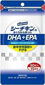 はごろも シーチキンのまぐろから搾ったDHA+EPA 15日分【機能性表示食品】(9607)