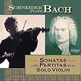 Digital Booklet: Schneider Plays Bach - Sonatas & Partitas