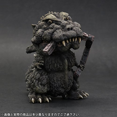 Deformation real series Godzilla 1954 Height PVC-painted PVC Figure