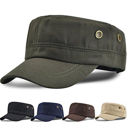 [해외]모자 밀리터리 워크 캡 무지 모자 봄 여름 야외 남성 여성 남녀 겸용/Cap military work cap plain hat spring and summer outdoor men`s ladies unisex