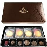 GODIVA ゴディバ 限定ボックス クッキー&チョコレート チョコレート 6粒 クッキー 8枚 ホワイトデー お菓子 バレンタイン 贈り物