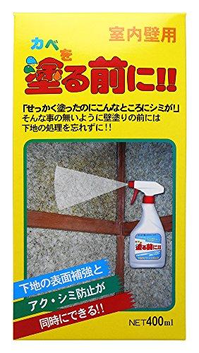 家庭化学 かべを塗る前に 400ml