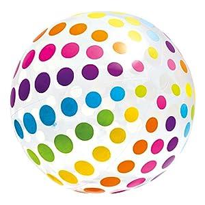 INTEX(インテックス) ビーチボール 浮輪 ジャイアントビーチボール 直径183cm 58097 [日本正規品]