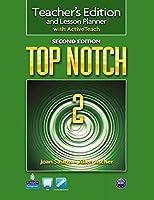 Top Notch (2E) Level 2 Teacher's Edition with Active Teach CD-ROM