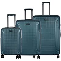 Zoomlite Luggage Trolley Set 3pc Titania (Large and med with Expander)