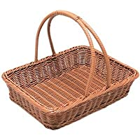 ピクニックバスケット 小 ブラウン PB-452-BR 6740an