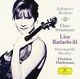 ブラームス:ヴァイオリン協奏曲/クララ・シューマン:3つのロマンス