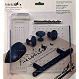 Alpine Hardware Cabinet Door/Drawer Hardware Installation Template Combo Pack