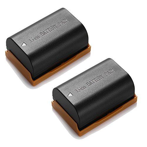 Powerextra 2個セット キャノン Canon LP-E6 互換バッテリー EOS 6D,EOS 5D MarkII,EOS 5D MarkIII,EOS 5DS,EOS 5DS R,EOS 60D,EOS 7D,EOS 70D,EOS 60Da,EOS 80D対応