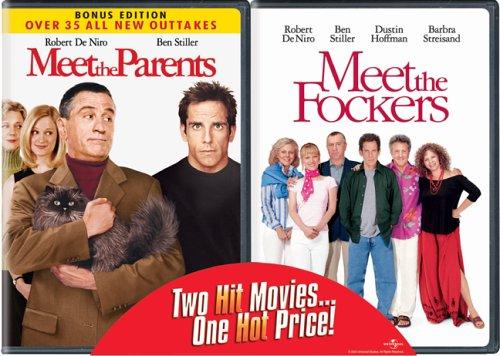 Meet the Fockers & Meet the Parents [DVD] [Import]