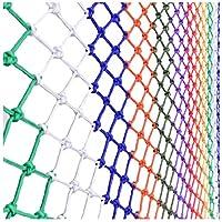 保護ネット、子供の安全ネット屋外遊び場登山ネット階段バルコニー飛散防止ネット屋内装飾ネットマルチサイズオプション (Color : Thickness8mm, Size : 1*9m)