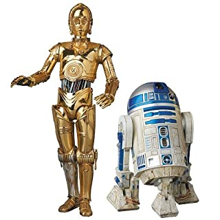 MAFEX マフェックス MAFEX C-3PO(TM) & R2-D2(TM)『STAR WARS』 ノンスケール ABS&ATBC-PVC製 塗装済み アクションフィギュア