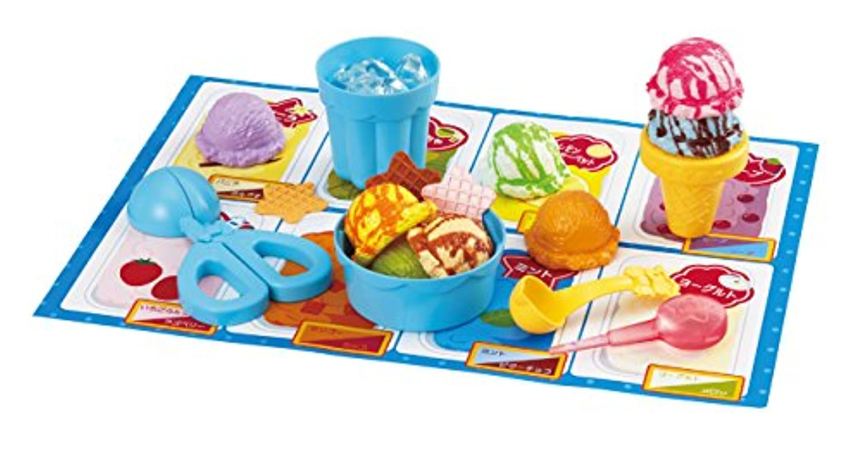 かえちゃOh!  まほうのアイスクリーム
