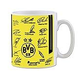 BVB(ドルトムント) オフィシャル マグカップ サインプリント 16-17
