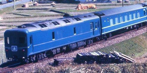 Nゲージ A2953 国鉄 24系24型寝台客車 特急「富士」7両増結セット