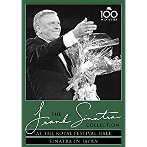 At the Royal Festival Hall + Sinatra in Japan [DVD] [Import]