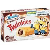 Hostess Twinkies ホステスチョコレートクリームトゥインキーズ 380g [並行輸入品]
