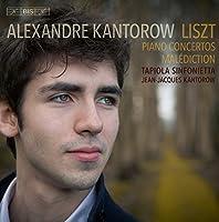 Liszt: Piano Concertos by Alexandre Kantorow