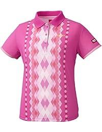 ニッタク レディース ダイヤシャツ ピンク NT NW2169 21