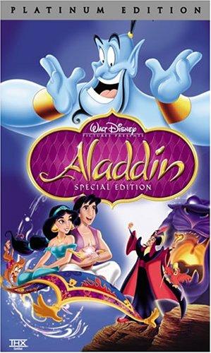 Aladdin [VHS] [Import]