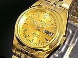 [セイコー] SEIKO 腕時計 自動巻き セイコー5 ファイブ 日本製 SYMA38J1 レディース 海外モデル [逆輸入品]