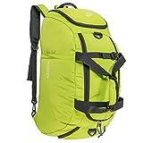 G4Free スポーツバッグ 3Way 大容量 50L 超軽量 ショルダーバッグ 登山バッグ トラベルバッグ レディース メンズ アウトドア 旅行 合宿 防水 多色選択