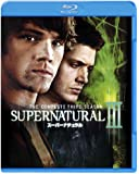 SUPERNATURAL <サード・シーズン> コンプリート・セット (3枚組) [Blu-ray]