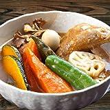 送料無料 札幌極みスープカレー 3種類から選べる 2食 豚角煮・チキン・ほたて 北海道 カレー レトルト 1000円ポッキリ (チキン×チキン)