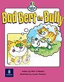 Bad Bert the Bully Genre Emergent stage Comics Book 6 (LITERACY LAND)