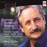 Ber眉hmte Trompetenkonzerte by Virtuosi Saxoniae (2009-09-08)