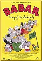 Babar : King of the Elephants 27x 40映画ポスター–スタイルA Unframed 270429