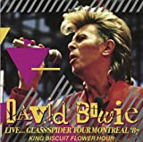 Live...Glass Spider Tour Montreal '87 King Biscuit Flower Hour