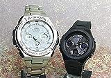 カシオCASIO 腕時計 G-SHOCK&BABY-G ペアウォッチ 純正ペアケース入り ジーショック&ベビージー 2本セット GST-W110D-7AJF MSG-W100G-1AJF
