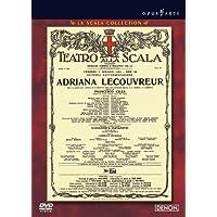 チレア作曲 歌劇《アドリアーナ・ルクヴルール》 ミラノ・スカラ座 1989年