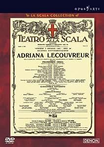 チレア作曲 歌劇《アドリアーナ・ルクヴルール》 ミラノ・スカラ座 1989年 [DVD]