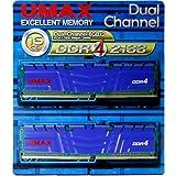 UMAX DDR4-2133 8G*2 デスクトップ用 288pin U-DIMM UMAX DCDDR4-2133-16GB HS