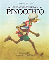 The Adventures of Pinocchio (Sterling Illustrated Classics) by Carlo Collodi(2014-04-01)