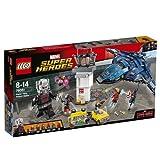 レゴ (LEGO) スーパー・ヒーローズ スーパーヒーロー エアポートバトル 76051