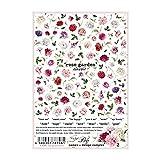 写ネイル ネイルシール Sha-NailPro rose garden classic N-RG001