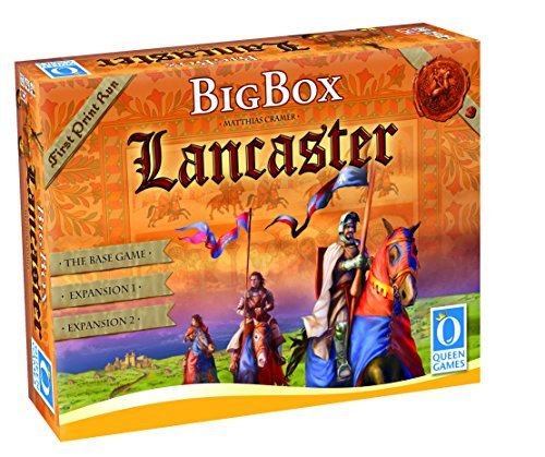 Lancaster ランカスター Big Box Strategy Board Game ゲーム [並行輸入品]
