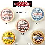 【FU WAX】フーワックス/サーフ用品 サーフィン/WCT選手も使用!オールハンドメイドサーフワックス/COLD・COOL・BASE・WARM・TROPICAL COOL