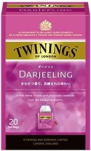 片岡物産 トワイニング ティーバッグ ダージリン 42g(20袋入り)