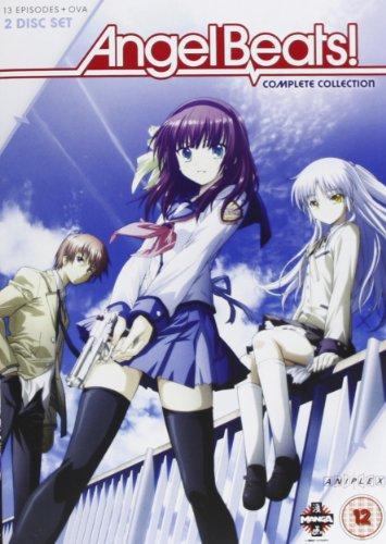 Angel Beats! / エンジェルビーツ! コンプリート DVD-BOX (13話+OVA, 344分) アニメ [DVD] [Import]の詳細を見る