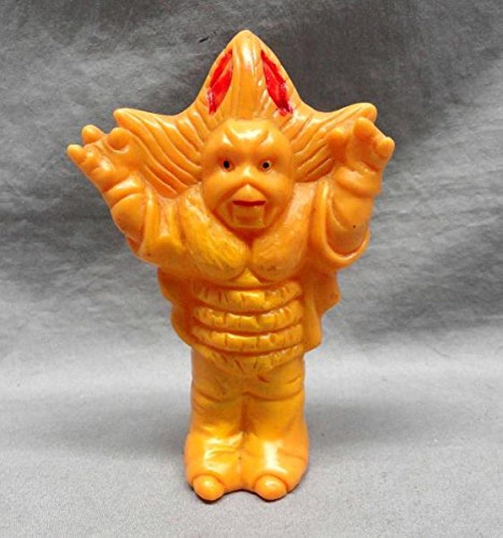ジャンボ指人形 アイアン 大里玩具 ソフビ 当時物 ブルマァク