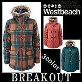 14-15 WESTBEACH / ウエストビーチ BEATTY DUFFLE ins jacket ウェア ジャケット ウエアー レディース スノーボード XS TOBASCO