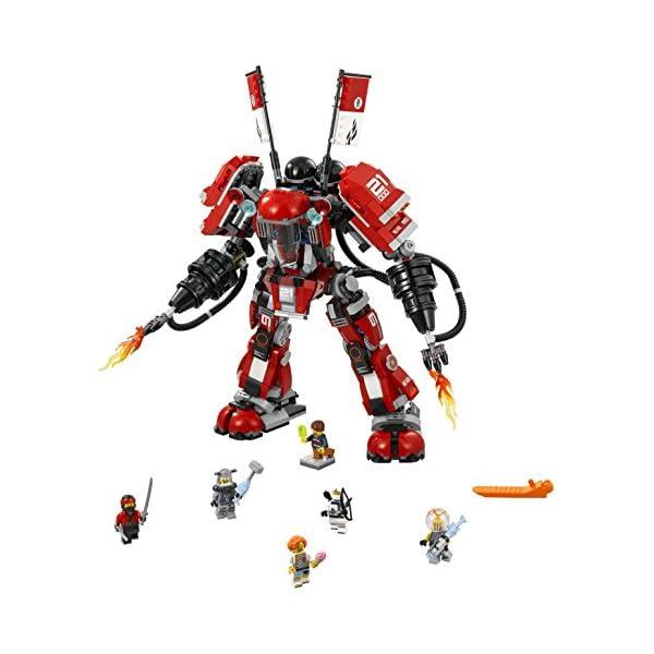 レゴ(LEGO)ニンジャゴー カイのファイヤー...の紹介画像2