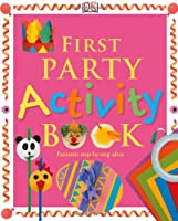 First Party Activity Book (First Activity)