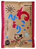 紙の猫砂 ねこびより 6L 製品画像
