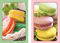 Macarons 。ブリッジPlaying Cards標準Index Playing Cards